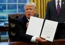 TrumpFreihandel